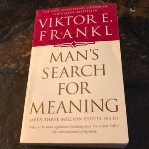 2 for $10 / Victor Frankl's Man Search for Meaning